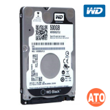 "WD 2.5"" 7200RPM 16mb hdd SATA (BLACK) - 500GB 7200rpm, 32mb, Sata 7mm (Scorpio Black)** 5 yrs Warranty"