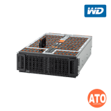 WD Ultrastar Storage Enclosure/JBOD + HDD ** 5 yrs Warranty
