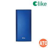 Olike OPB-X 10000mAh Power Bank - Blue
