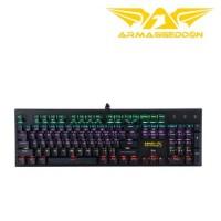Armaggeddon MKA-7C PsychEagle (2017) Gaming Keyboard