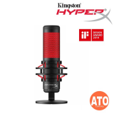 HyperX QuadCast USB Condenser Gaming Microphone Suitable for Streaming / Podcasting