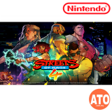 **PRE-ORDER**Street of Rage 4 格鬥三人組 4 FOR NINTENDO SWITCH (AS-ENG/CHI)**ETA JULY 30