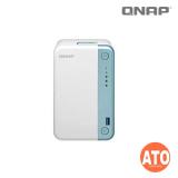 """QNAP TS-251D-2G 2-bay NAS, Intel Celeron J4005 2.0GHz Dual Core (up to 2.70GHz), 2GB DDR4 SODIMM (1 x 2GB), max. 8GB (2 DIMMs), 2.5''/3.5"""" SATA  6Gbps, 3Gb/s (1 x Gigabit Lan, 2 x USB 3.0, 3 x USB 3.0, External, 65W) 1x HDMI output"""