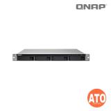 """QNAP TS-432XU-RP-2G & RAIL-B02 4-bay NAS, Annapurna Labs Alpine AL-324 1.7GHz Quad Core, 2GB DDR4 UDIMM (Max. 16GB), 2.5''/3.5"""" SATA  6Gb/s, (2 x 10GbE SFP+ + 2 x GbE, 4 x USB 3.0, External, 2x 250W) no HDMI Output"""