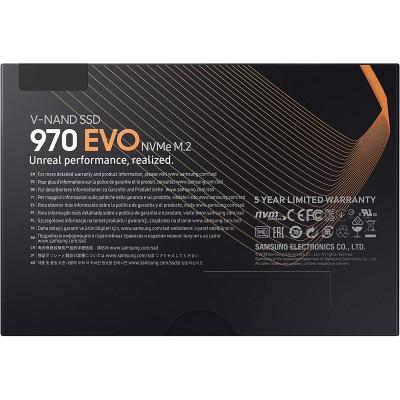 Samsung SSD 970 EVO PCIe 3.0 NVMe 1.2 M.2 (2280) (250GBl 500GB l 1TB) **5 Yrs warrenty