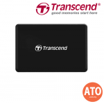 Transcend USB 3.1 Gen 1 Type-C Card Reader (SD / microSD / CompactFlash)