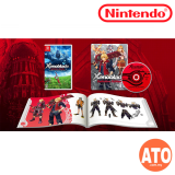 Xenoblade Chronicles Definitive Edition異度神劍 [終極版Definitive Edition] LIMITED EDITION for Nintendo Switch (Asia cover-ENG/CHI)