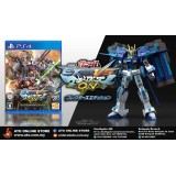 **PRE-ORDER** MOBILE SUIT GUNDAM EXTREME VS. MAXIBOOST ON [Collector's Edition]機動戰士鋼彈 極限 VS. 極限爆發 【究極典藏版】FOR PS4(CHI中文版)**ETA JULY 30**DEPOSIT RM100