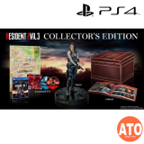 Resident Evil 3 Remake Collector Edition for PS4 (ENG/CHI)