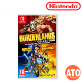 Borderlands Legendary Collection 邊緣禁地 : 傳奇合輯 for Nintendo Switch (ENG)