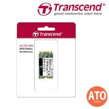 Transcend M.2 SATA III MTS430S (TLC 3D NAND) (42MM) (WITH D-RAM CACHE) (128GB l 256GBl 512GB)