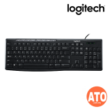 Logitech K200 Wired Keyboard