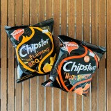 Twisties Chipster Potato Chips (BBQ | Hot & Spicy)