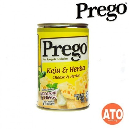 Prego Sauce Prego Sauce Tomato Basil & Garlic | Carbonara Mushroom | Traditional