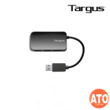 TARGUS USB3.0 4-Port Hub (BLACK)