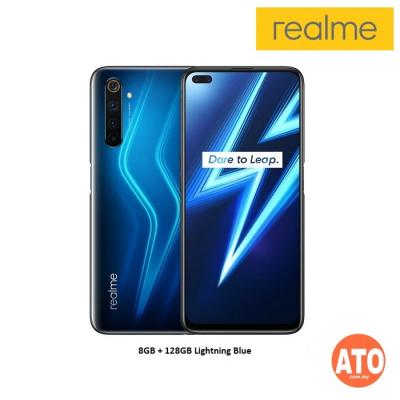 Realme 6 Pro (8GB+128GB) Lightning Red / Lightning Blue