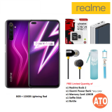 Realme 6 Pro (8GB+128GB) *FREE 128GB Memory Card | Realme Earbuds | Power Bank* While Stock Last