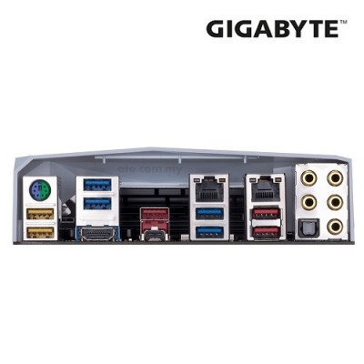 Gigabyte GA-AX370-Gaming 5 Motherboard