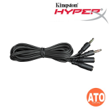 HyperX Dual 3.5mm Extension Cable