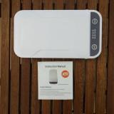 UV Light Sterilizer Disinfection Box for Phone, Key & Mask