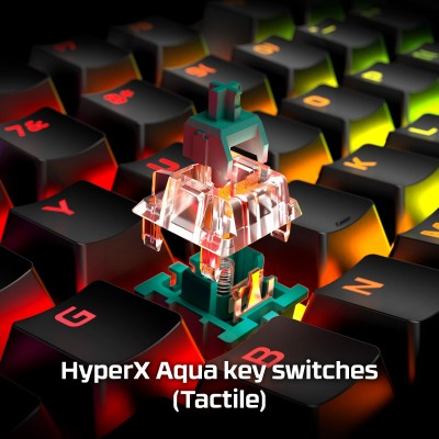 HyperX Alloy Origins Core (Aqua Switches)