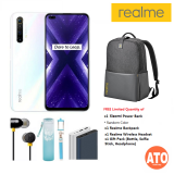 Realme X3 Super Zoom (8GB+128GB I 12GB+256B) *FREE Realme Earbuds | Realme Backpack | Power Bank | Selfie Stick | Bottle *While Stock Last*