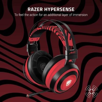 Razer PewDiePie Nari Ultimate (Razer HyperSense, Wireless & Analog Connection, THX Spatial Audio, PS4 Compatible, Chroma)