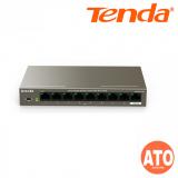 Tenda TEG1109P-8-63W 9-Port Gigabit Desktop Switch with 8-Port PoE -3Years Warranty