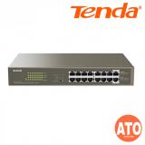 Tenda TEG1116P-16-150W 1000M&PoE 16-Port Gigabit Ethernet Switch with 16-Port PoE -3Years Warranty