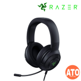 Kraken X USB (7.1 Surround Sound, Bendable Cardioid Microphone, On-headset Controls, Green Earcup Lighting)