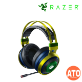 Razer Nari Ultimate - Overwatch Lucio Edition (Razer HyperSense, Wireless & Analog Connection, THX Spatial Audio, Chroma)