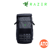 "Razer Tactical Pro 17.3"" Backpack V2 (Roll top design, Tear proof & Water Resistant Exterior, Scratch proof interior)"