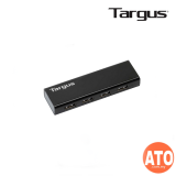 Targus ACH134 USB 2.0 4-Port Hub with Detactable Cable (Black)