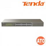 Tenda TEG1124P-24-250W 1000M&PoE 24-Port Gigabit Ethernet Switch with 24-Port PoE -3Years Warranty