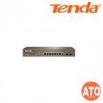 Tenda TEG3210P 8G+2SFP Managed PoE Switch -3Years Warranty