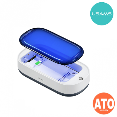 USAMS US-ZB151 Multi-function UV Sterilizer With Wireless Charging