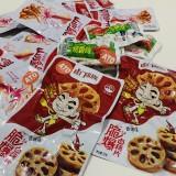 Small Snack (香辣口味藕片 I 台式 烤香肠 I 香辣味鱿鱼)