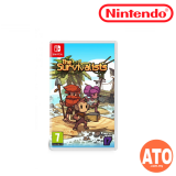 **PRE-ORDER**The Survivalists 島嶼生存者 for Nintendo Switch(Asia-ENG/CHI)**ETA 2020