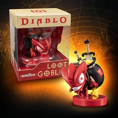 **RESTOCK**MID OF JULY**LIMITED STOCK**Diablo III Loot Goblin Amiibo