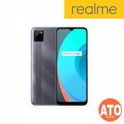 Realme C11 (2+32GB | 3+32GB) - Mint Green | Pepper Grey**1 Year Warranty