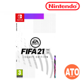 **PRE-ORDER** FIFA 2021 Legacy Edition for Nintendo Switch(EU) **ETA OCT 9