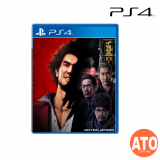 PS4 YAKUZA : LIKE A DRAGON for PS4 (ENG)