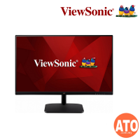 "Viewsonic 24"" VA2432 H LED FHD (1920x1080, 75Hz) Frameless IPS LCD Monitor (5MS, INPUT: VGA + HDMI)"