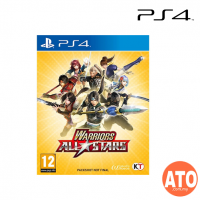 WARRIORS ALL STARS for PS4 (ENG)