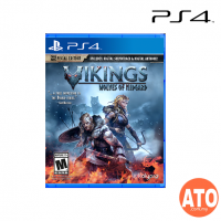VIKINGS WOLVES OF MIDGARD for PS4 (ENG)