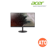 "Acer Nitro XV270 P bmiix 27"" LED-backlit LCD monitor - 1920 x 1080 resolution - native 250nits HDR 10nits brightness - 100mil:1 contrast ratio - Inputs: Dual HDMI2.0, Dual DPv1.2a, Speaker, Audio out"