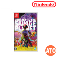 **PRE-ORDER**Journey To The Savage Planet野蠻星球之旅 for Nintendo Switch(Asia-ENG/CHI)**ETA AUGUST 20