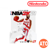**PRE-ORDER**NBA 2K21 for Nintendo Switch (Asia-ENG/CHI) - Standard | Mamba Forever Edition**ETA SEPT 4