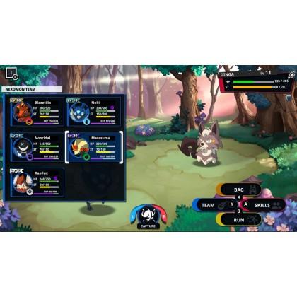 Nexomon : Extinction for PS4(EU-ENG)