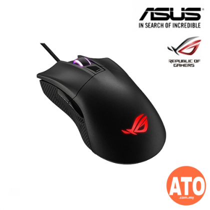 ASUS ROG 3 in 1 Combo**ROG Gladius II Core Mouse + ROG Strix Scope TKL + ROG Scabbard